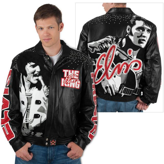 Elvis King Jeweled Jacket