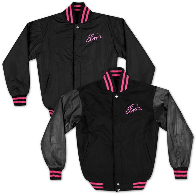 Elvis '68 Special Reversible Ladies Jacket
