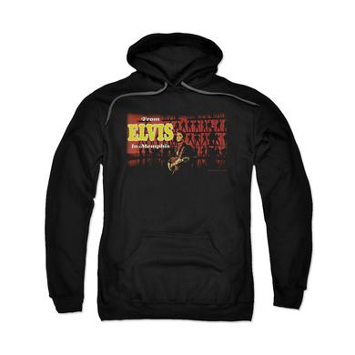 Elvis From Elvis In Memphis Hoodie