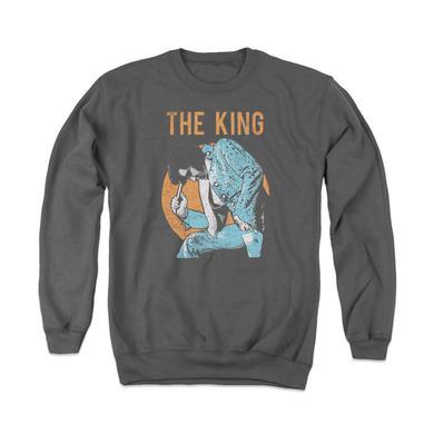 Elvis Mic In Hand Sweatshirt