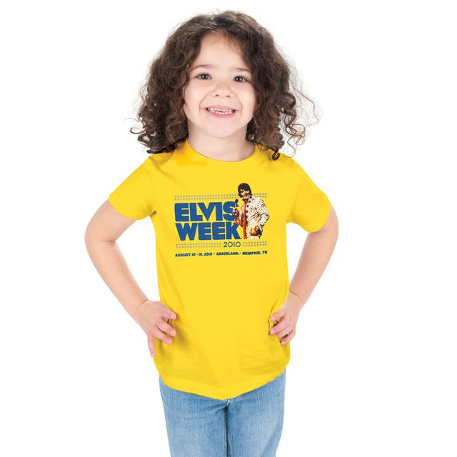 Elvis Week 2010 Youth T-Shirt