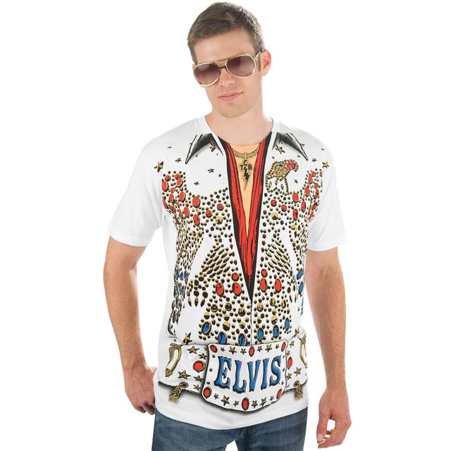 Elvis American Eagle Jumpsuit T-Shirt