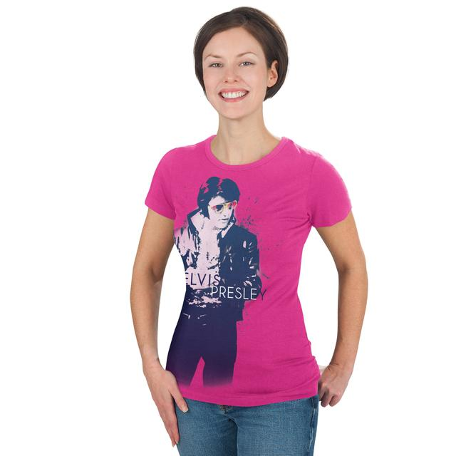 Elvis Stance Ladies T-Shirt