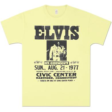 Elvis in Concert T-Shirt