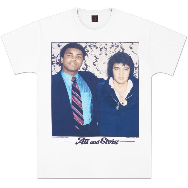 Elvis and Muhammad Ali T-Shirt