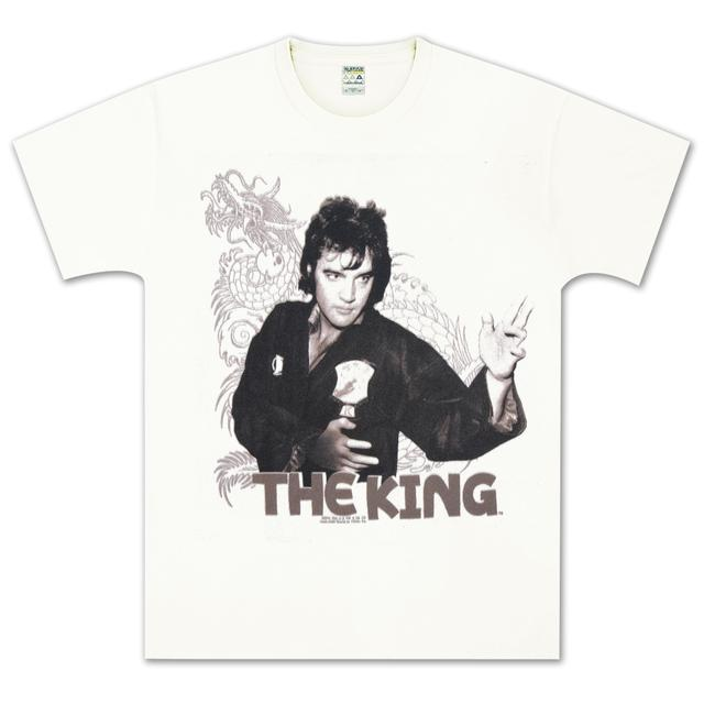 Elvis Fighting King T-shirt