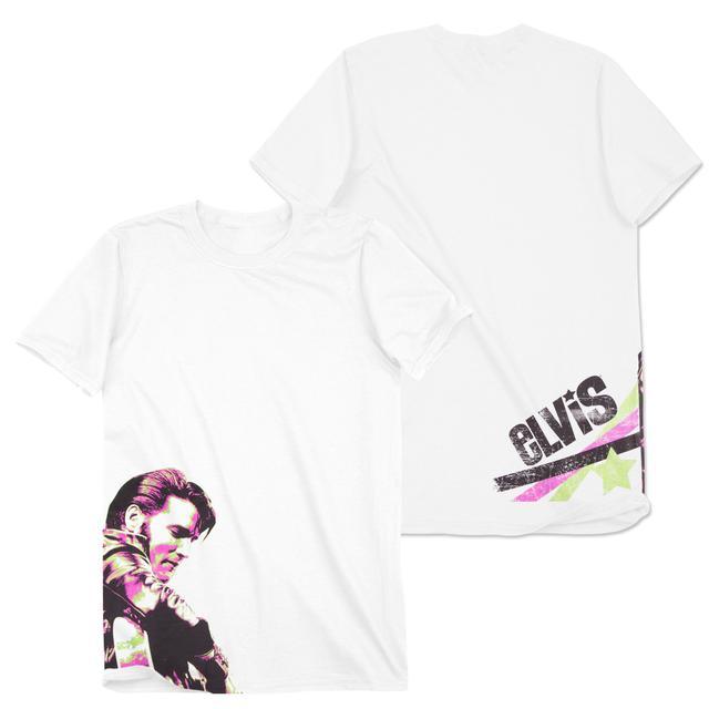 Elvis 68 Special Neon T-shirt