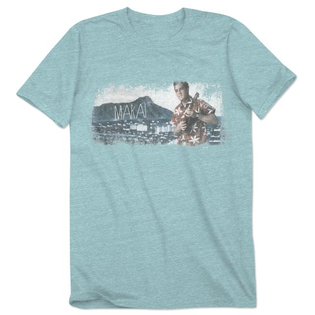 Elvis Aloha Makai T-Shirt