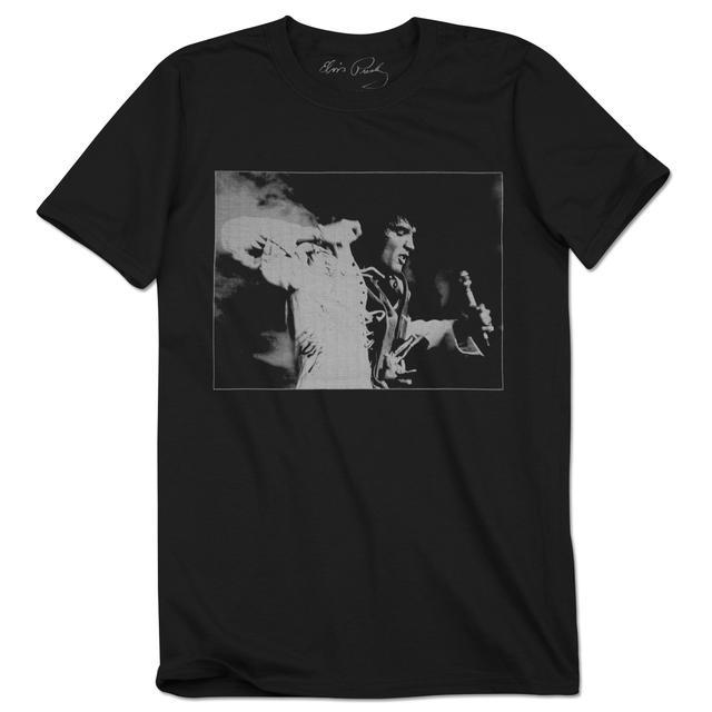 Elvis On Fire T-Shirt
