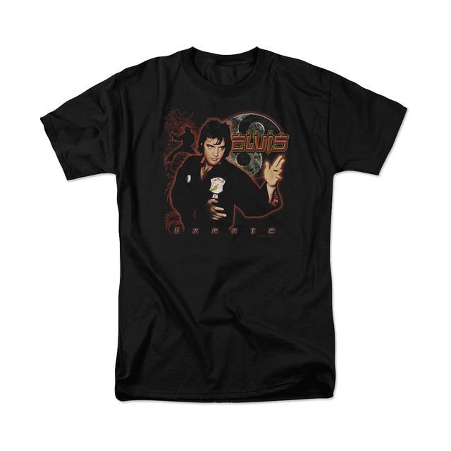 Elvis Karate T-Shirt