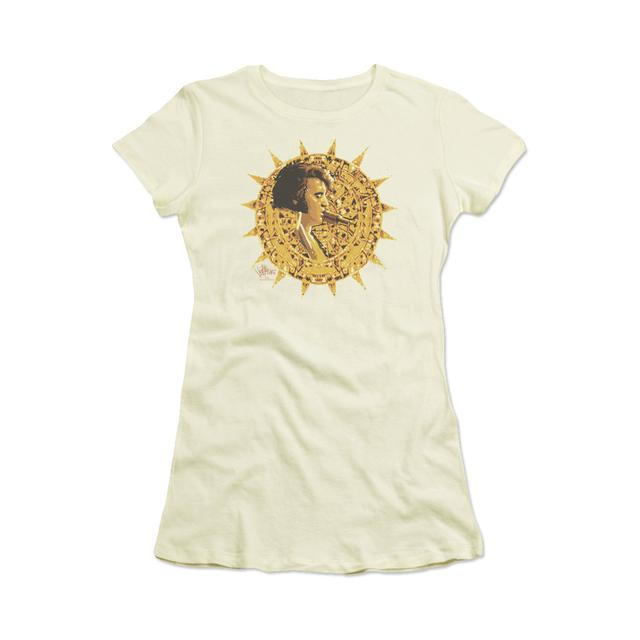 Elvis Sundial Women's Sheer T-Shirt