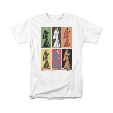 Elvis Retro Boxes T-Shirt