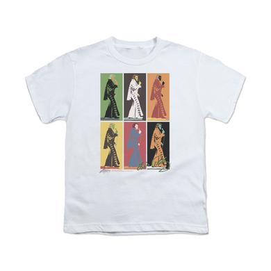 Elvis Retro Boxes Youth T-Shirt