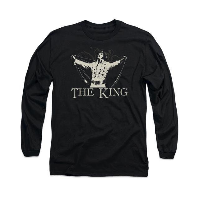 Elvis Ornate King Longsleeve Shirt