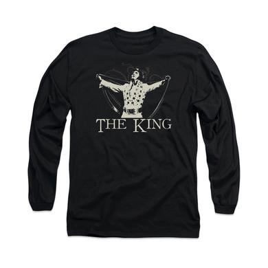 Elvis Ornate King Longsleeve Shirt