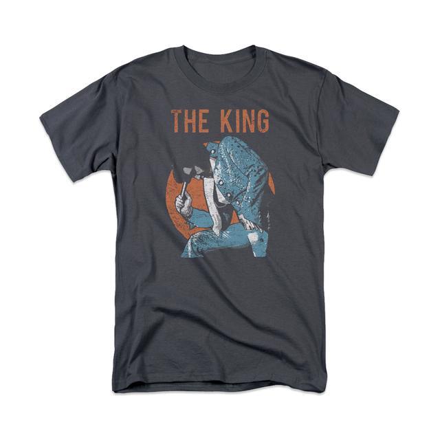 Elvis Mic In Hand T-Shirt