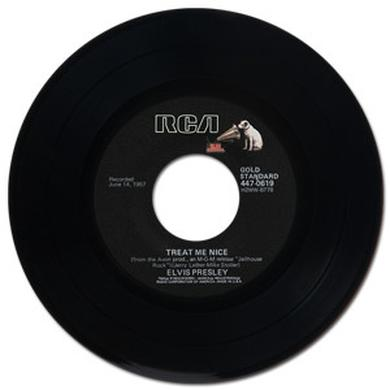 "Elvis - Jailhouse Rock 7"" Single"