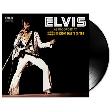 Elvis as Recorded at Madison Square Garden Double LP (Vinyl)