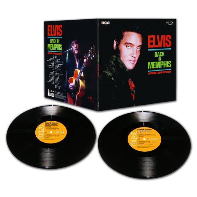 Elvis Back in Memphis FTD LP