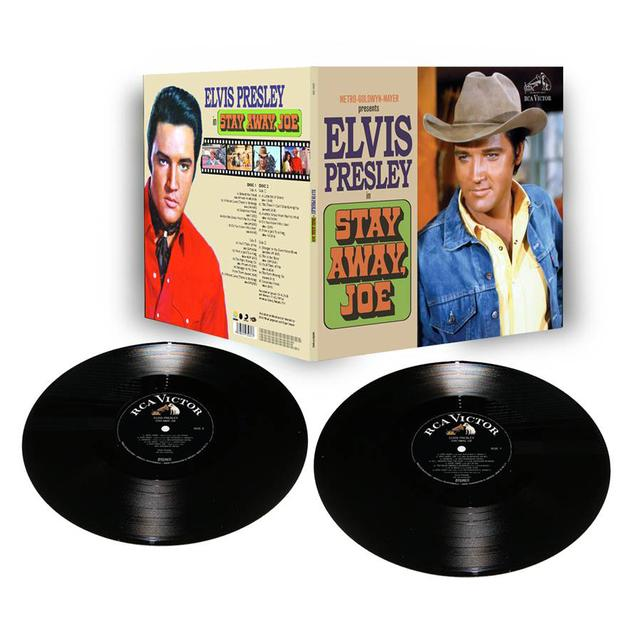 Elvis Stay Away Joe FTD LP (Vinyl)