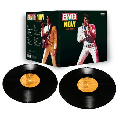 Elvis Now ...and Again FTD LP (Vinyl)