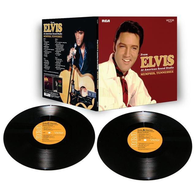 From Elvis at America Sound Studio FTD LP (Vinyl)