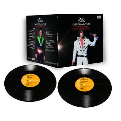 Elvis Presley He Touched Me FTD 2-Disc Vinyl Set