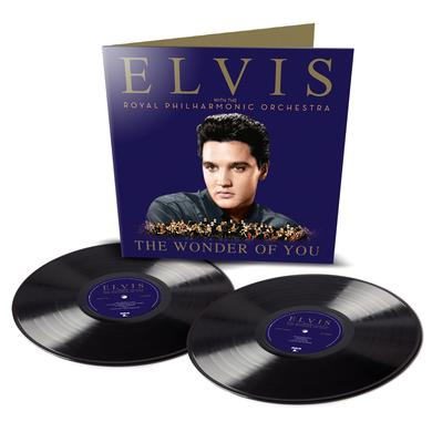 The Wonder of You: Elvis With The Royal Philharmonic Orchestra LP (Vinyl)