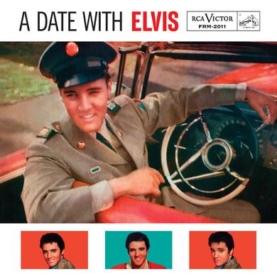 Elvis Presley - A Date with Elvis (180 Gram Audiophile Vinyl/ Ltd. Edition/Gatefold Cover)