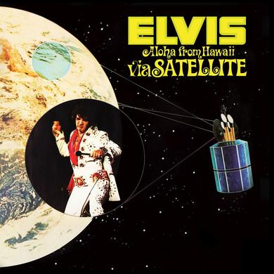Elvis Presley Aloha From Hawaii Via Satellite: 180 Gram Audiophile Vinyl 2-LP Set
