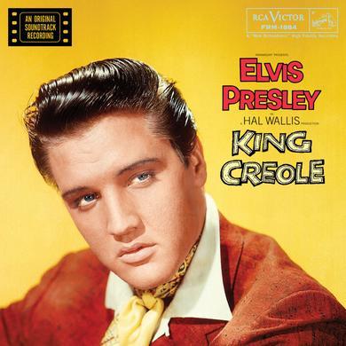 Elvis Presley - King Creole (180 Gram Audiophile Vinyl/55th Anniversary Ltd. Edition/Gatefold Cover)