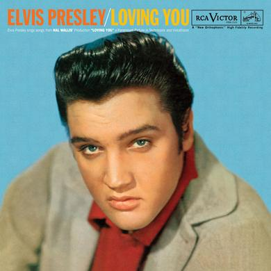 Elvis Presley - Loving You (180 Gram Audiophile Vinyl/Ltd. Edition/Gatefold Cover)