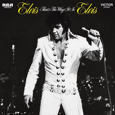 Elvis Presley Limited Edition That's the Way It Is 180 Gram Audiophile Vinyl
