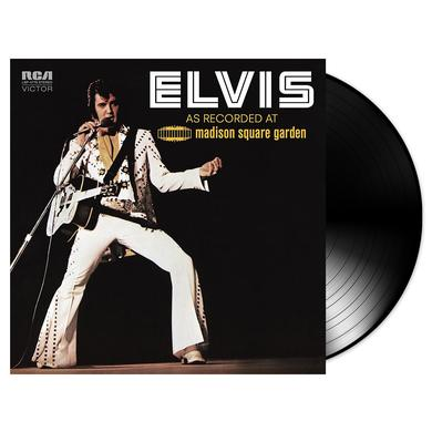 Elvis: As Recorded at Madison Square Garden LP (Vinyl)
