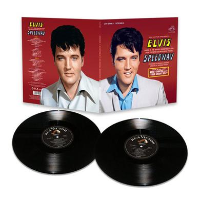 Elvis Presley - Speedway The Remixed Masters FTD (2-disc) LP (Vinyl)