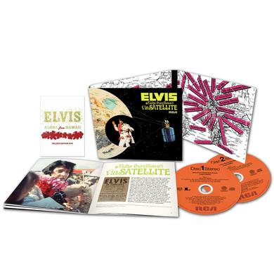 Elvis Aloha From Hawaii Legacy CD & Deluxe Edition DVD