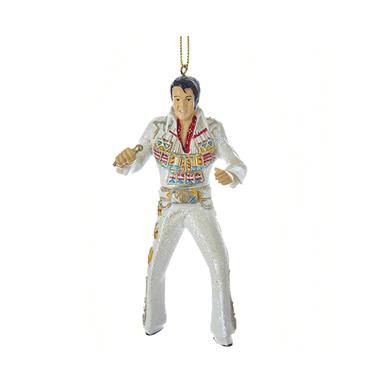 Elvis Presley Inca Jumpsuit Ornament