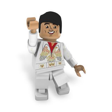 Elvis Presley American Eagle Minifigure