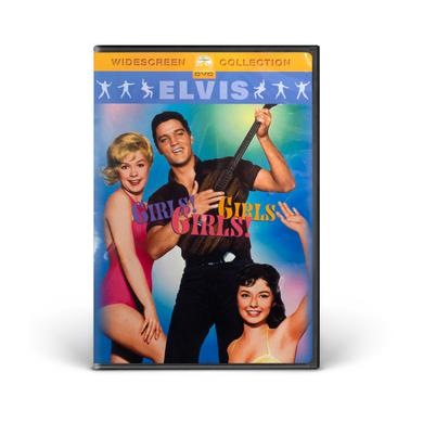 Elvis Girls Girls Girls
