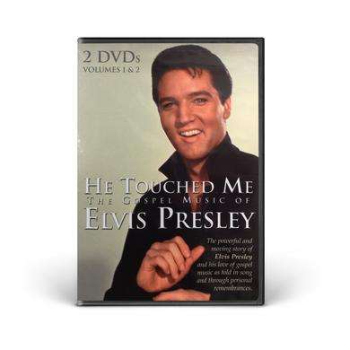 Elvis Presley He Touched Me Vol 1 & 2
