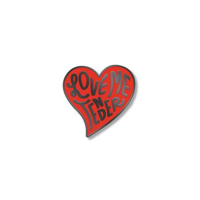 Elvis Love Me Tender Enamel Pin