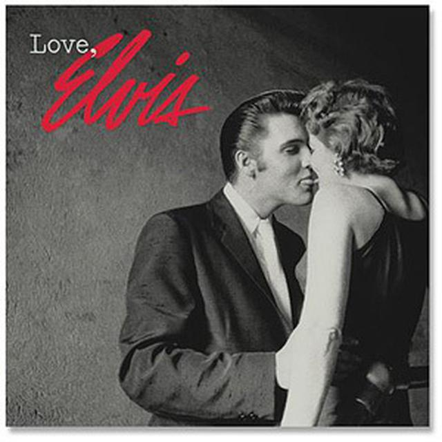 Love ELVIS CD