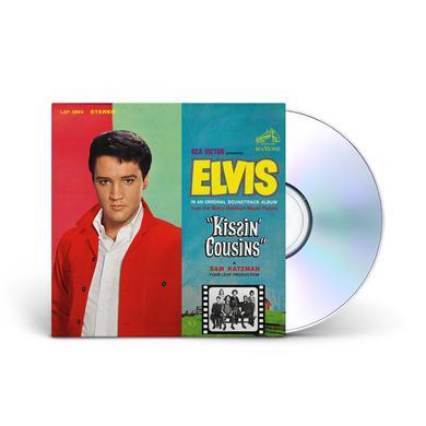 Elvis Kissin' Cousins FTD CD