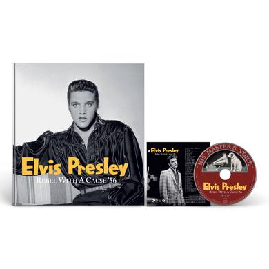 Elvis Presley: Rebel With a Cause FTD Book & CD
