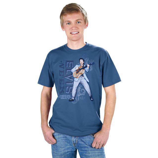 Elvis Week 2011 Unisex T-shirt