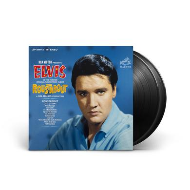 Elvis Presley Limited Edition Roustabout 2-Disc FTD LP (Vinyl)