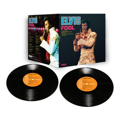 Elvis Presley: The Fool FTD 2-disc LP (Vinyl)