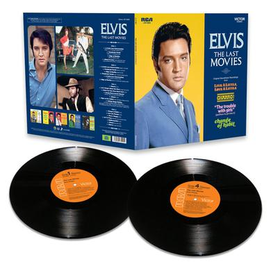 Elvis Presley: The Last Movies FTD (2-disc) Limited Edition LP (Vinyl)