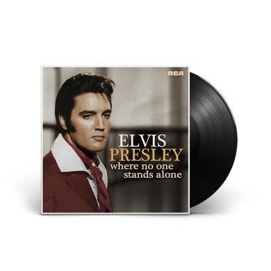 Elvis Presley: Where No One Stands Alone LP (Vinyl)