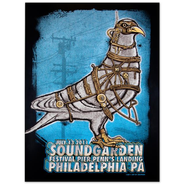 Soundgarden Messenger Print
